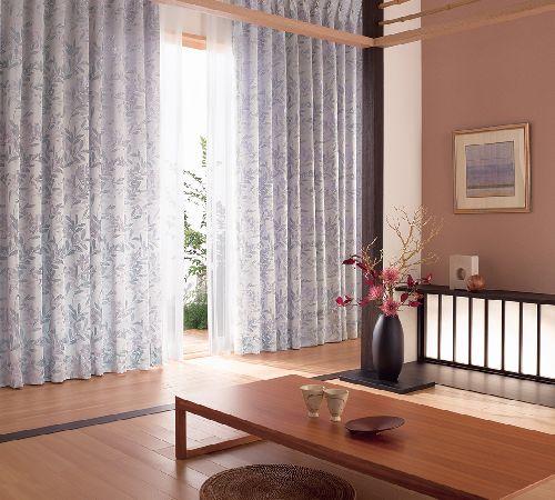 和室のカーテン ksa60160