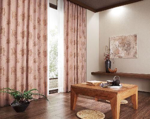 和室のカーテン ksa60161