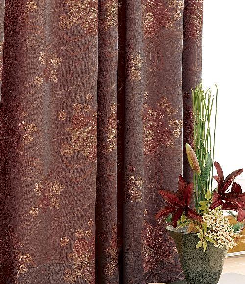 和室のカーテン ksa60162