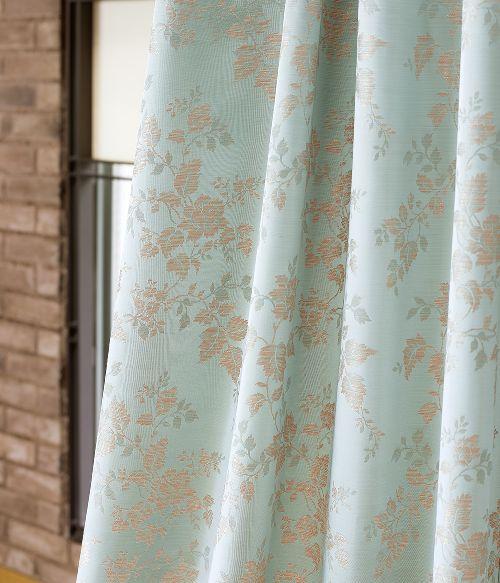 和室のカーテン ksa60166