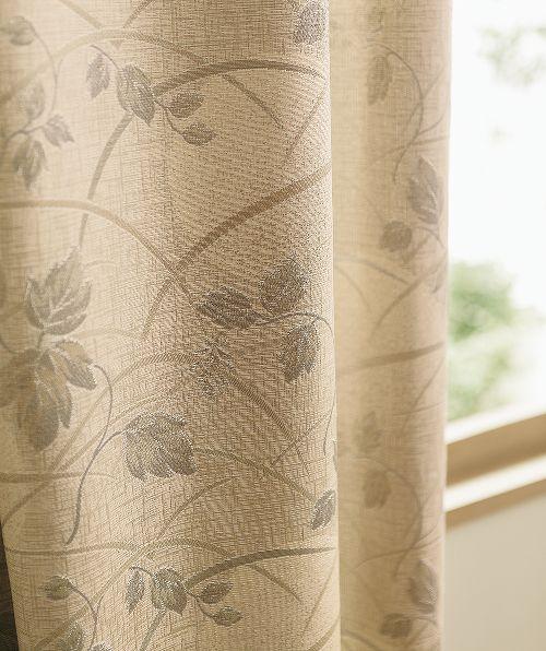 和室のカーテン ksa60175