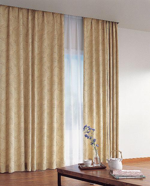 和室のカーテン ksa60177